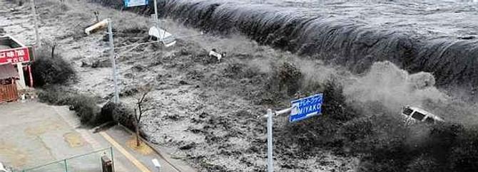 Rusya'da tsunami uyarısı