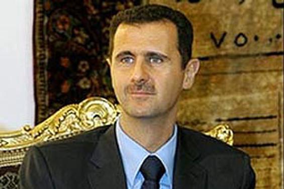 Beşşar Esad'dan barış önerisi
