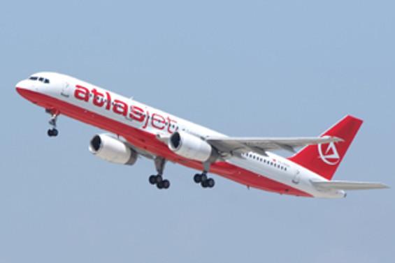Atlasjet'in Antalya uçağı zorunlu iniş yaptı