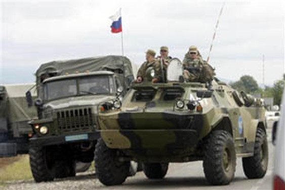 Rusya ve Gürcistan savaşın eşiğinde