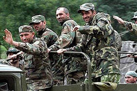 2 bin Gürcistan askeri Irak'tan çekiliyor