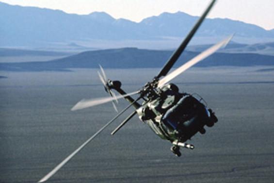 Yunan Bakan'ın ziyaretine helikopter tacizi engeli