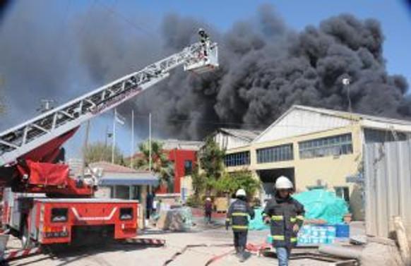Manavgat'taki orman yangının köylülere bilançosu 5.4 milyon YTL