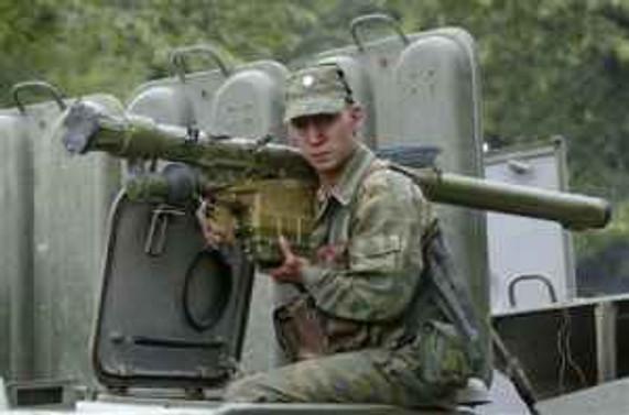 Gori, hala Rus askerleri denetiminde
