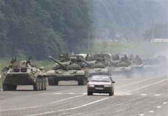 Rusya, Güney Osetya ve Abhazya ile askeri anlaşma imzaladı