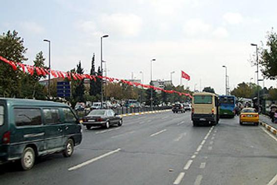 Vatan Caddesi yarın trafiğe 'kapalı'