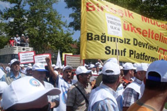 İstanbul'da belediye işçileri grev yapacak