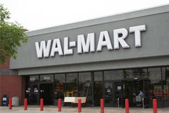 Wal-Mart'ın karı son çeyrekte yüzde 22 arttı