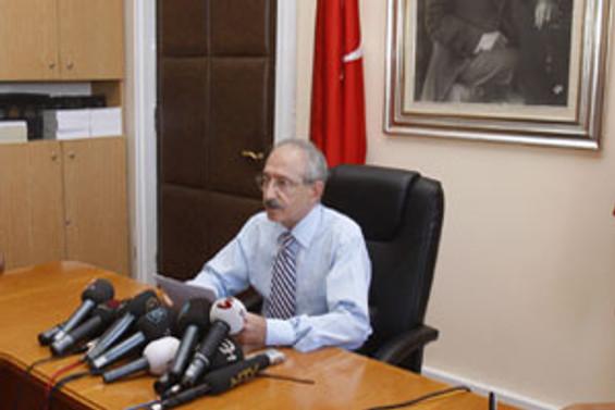 Kılıçdaroğlu, Brüksel'e gidiyor