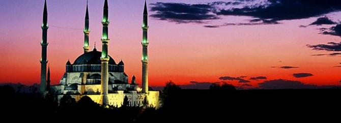 Selimiye Camii doldu taştı