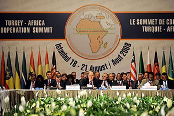 Türkiye-Afrika İşbirliği Zirvesi başladı
