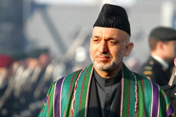Karzai liderliğini koruyor