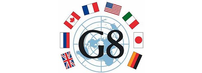 G8 Dışişleri Bakanları toplantısı yapılıyor