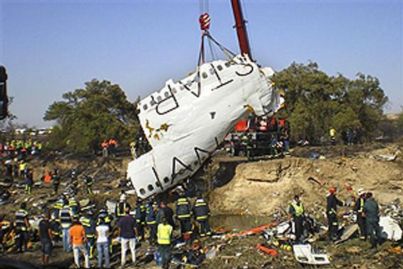 Uçak kazasında ölü sayısı 153