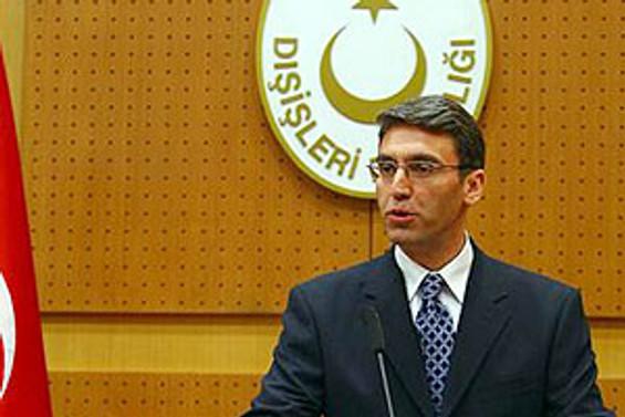 Dışişleri Ermeni tasarısının reddini bekliyor