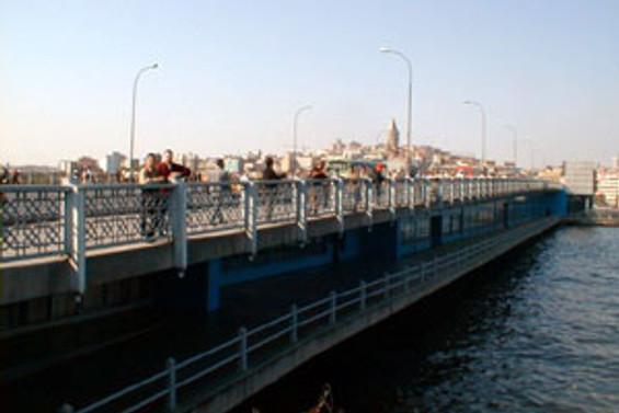 Galata Köprüsü 13 Kasım'da trafiğe kapalı