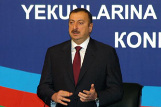 Azerbaycan Cumhurbaşkanı Türkiye'de