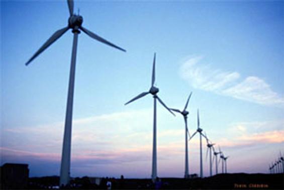 4 bin tekstilci 'rüzgarla' ucuz enerji kullanacak