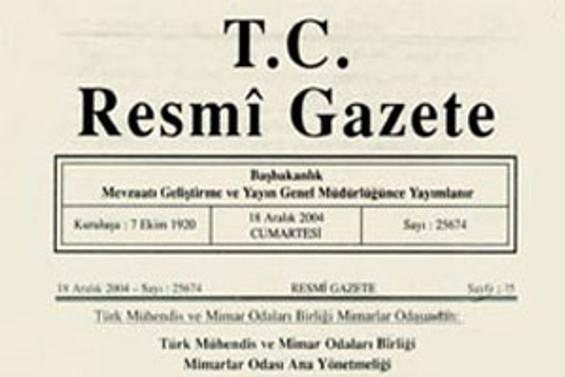 TİM'in gelir kalemleri düzenlendi