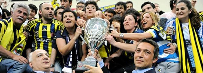 Fenerbahçe 4'ledi
