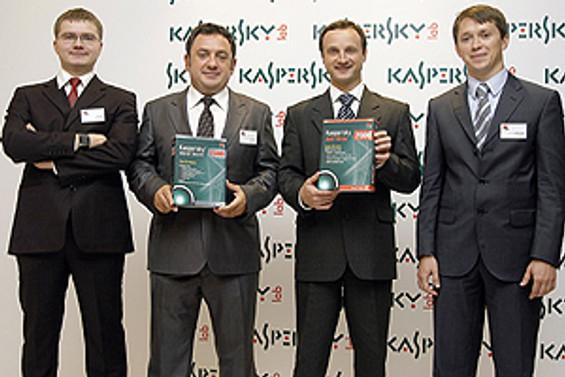 Kaspersky 2009, Türkiye'de