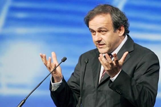 Platini, FIFA başkanlığına aday olmayacak