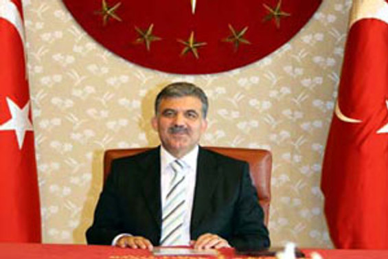 Cumhurbaşkanı Gül'den 7 kanuna onay