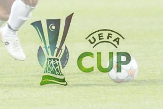 UEFA kupasında rakipler belli oldu