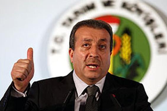 """""""Tohum Bankasının Türkiye'de kurulması, D–8 ülkelerinin çıkarına"""""""