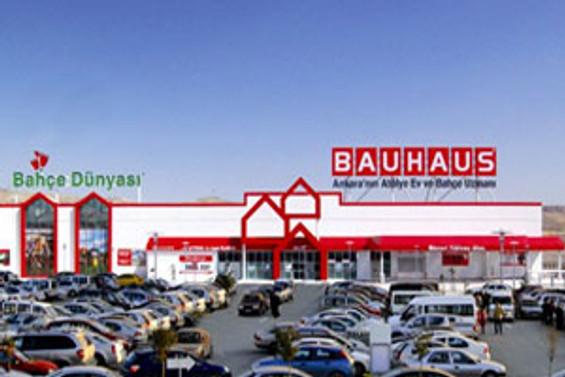 Bauhaus, en büyük mağazayı Etlik'te açtı