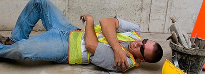 Her gün 147 iş kazası oluyor