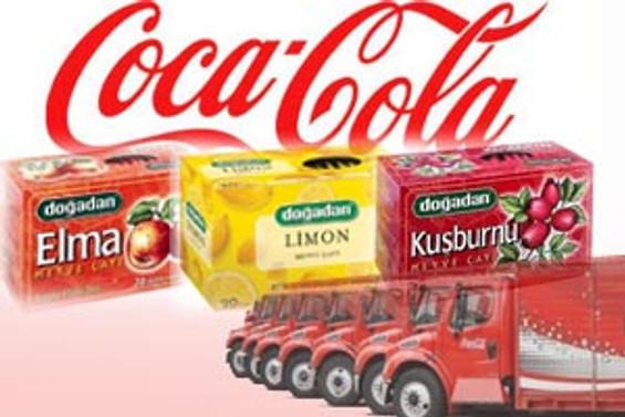 Coca Cola, Doğadan ürünlerini dağıtacak