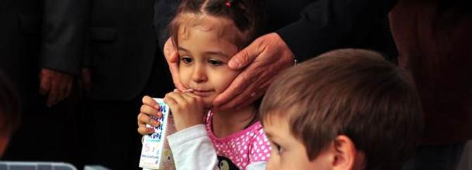Okul Sütü Programı pazartesi başlıyor