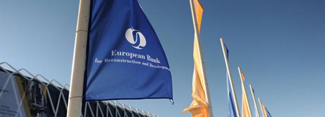 EBRD'den Türkiye'deki 5 bankaya övgü