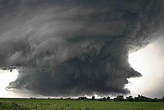 Kasırga mevsimi başladı