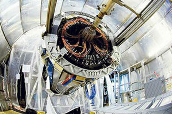 CERN'de 'anti madde' elde edildi