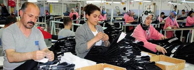 Tekstilde siparişler Asya-Pasifik'ten Türkiye'ye döndü