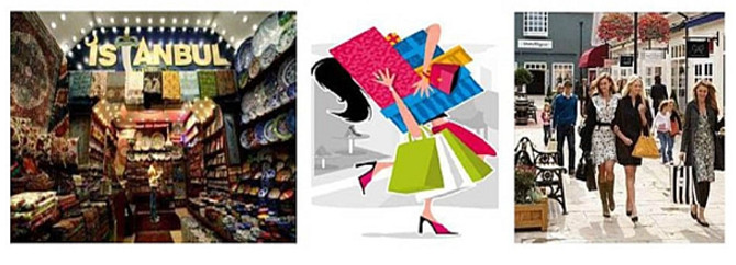 Shopping Fest'te hedef 9 milyar lira