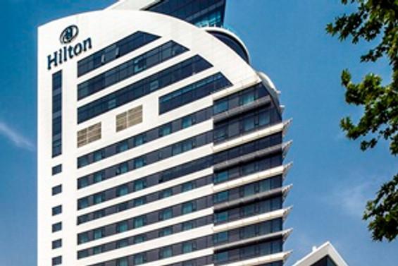 Hilton'da büyük ortak hisse satıyor