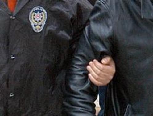Suç örgütü operasyonunda 1 kişi tutuklandı