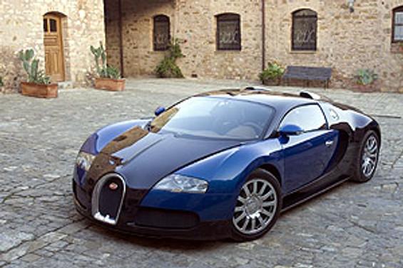 Dünyanın en pahalısı Bugatti Türkiye'de