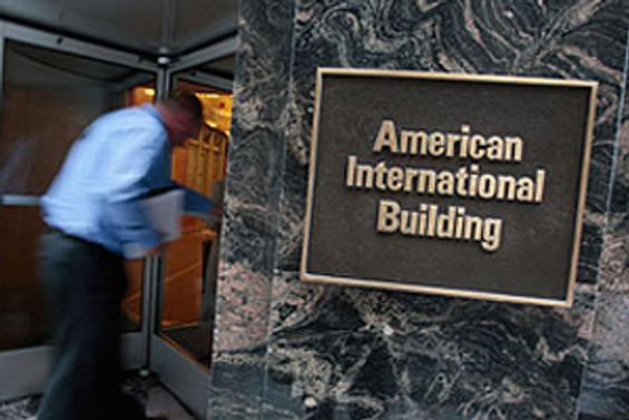 ABD'den AIG için yeni bir yardım programı