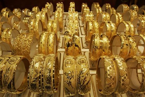 Altın bir ayda % 20 düştü