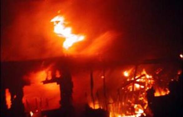 Pekin'de Uygur lokantasında patlama meydana geldi