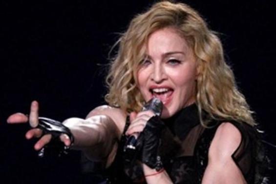 Yılın en çok kazanan ünlüsü Madonna