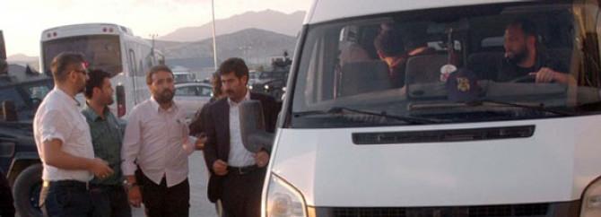 Van Belediye Başkanı tutuklandı