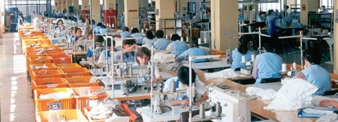Bursa'nın tekstil-konfeksiyon ihracatı artıyor
