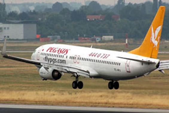 Pegasus Havayolları, yeni uçağı Selin'i teslim aldı