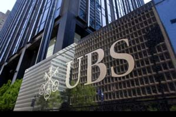 UBS'in ilk çeyrek karı 2,05 milyar dolar
