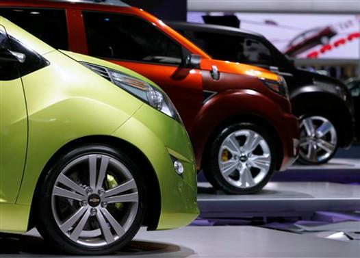 Avrupa'da otomobil satışları yüzde 14,5 düştü